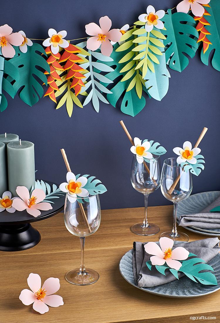 Tropical Party Set