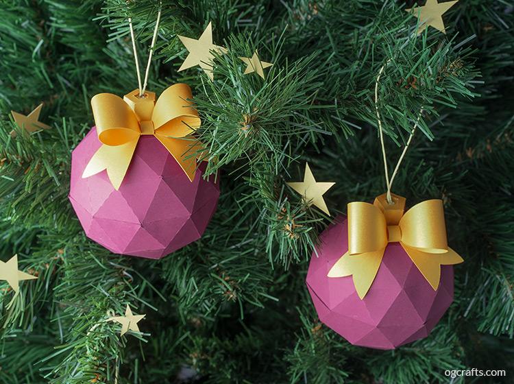 diy paper christmas toys